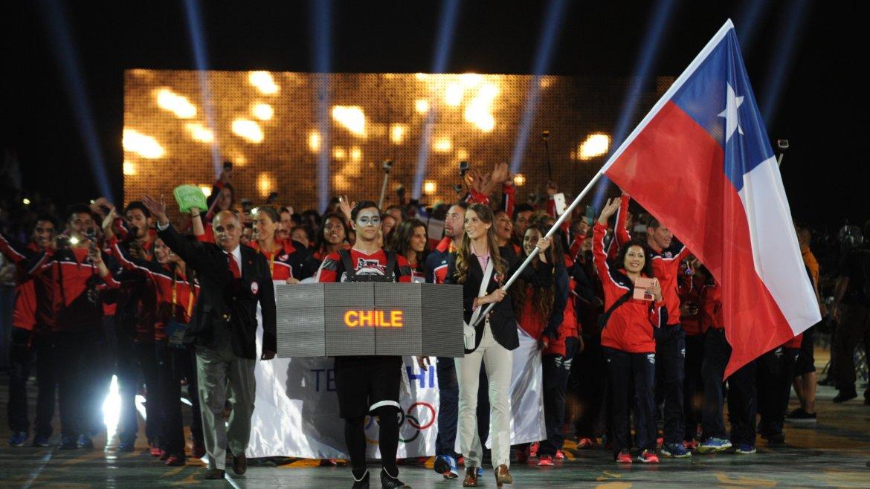 Los representantes de Chile
