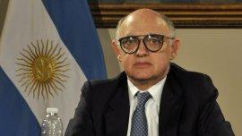Héctor Timerman fue denunciado porpor los delitos de traición a la patria y encubrimiento