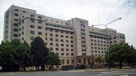 Los tribunales de Comodoro Py son escenario de la protesta