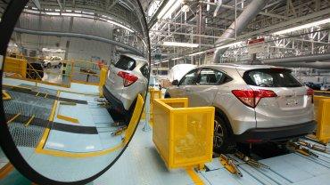 La industria automotriz acumula una elevada capacidad ociosa