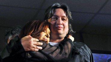 La familia Kirchner difundió un comunicado de prensa