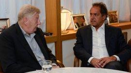 Miguel Bein es el principal consejero del candidato a la presidencia Daniel Scioli