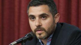 Cristian Alexis Girard, presidente de la Comisión Nacional de Valores