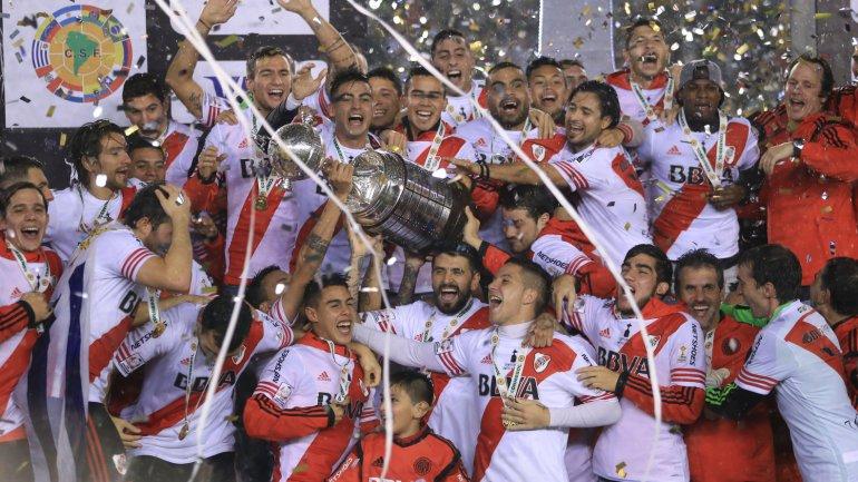 El mas grande sigue siendo River Plate!