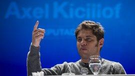 Axel Kicillof tiene cinco días hábiles para dar a conocer los datos