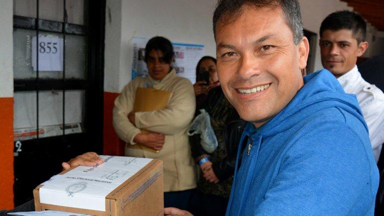 Walter Festa fue electo intendente de Moreno el año pasado. Ahora irá por el PJ bonaerense