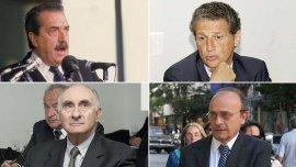 Alfonsín (1983), Massaccesi (1995), De la Rúa (1999) y Moreau (2003) fueron algunos de los candidatos de la UCR