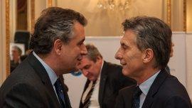 Luis Etchevehere, presidente de la Sociedad Rural, mostró sus expectativavas favorables con el triunfo de Mauricio Macri y Cambiemos