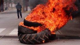Protestas de productores agropecuarios del norte