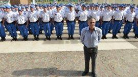 Cariglino saludó a la nueva Policía Comunal de Malvinas Argentinas