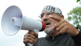 Carlos Perro Santillán es un aliado del Frente de Izquierda, pero se diferenció de correligionarios al no solidarizarse con la liberación de Sala.