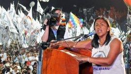 Milagro Sala irá a juicio oral si le rechazan la probation.