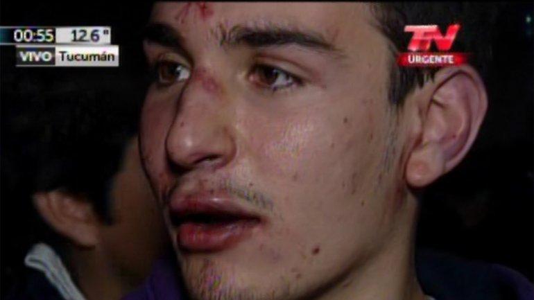 Tucumán: violenta represión