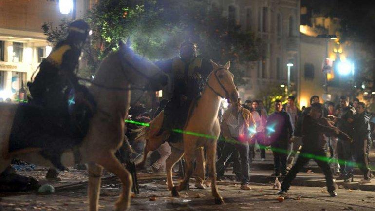 Represión en Tucumán: Frente para la Violencia