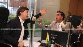 Jorge Capitanich y Leandro Zdero debatieron en el insólito horario de las 6 de la mañana