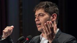 Axel Kicillof criticó con dureza el anuncio del macrismo sobre Ganancias