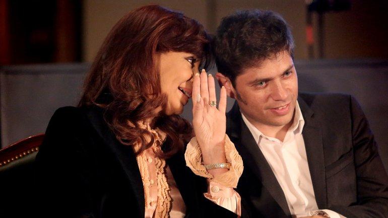 Cristina Kirchner y Axel Kicillof dejan la gestión con una economía endeble