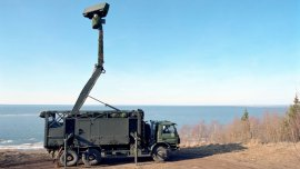 Los ingleses pagarán u$s74 millones por los nuevos radares Giraffe para Malvinas