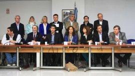 El día que diputados y senadores de la oposición reclamaron la Boleta Única