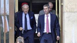 Hugo y Mariano Jinkis fueron excarcelados hace poco por el juez Claudio Bonadio