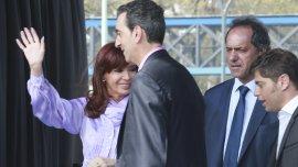La ausencia de Scioli en el debate presidencial recalienta la interna en el kirchnerismo