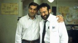 Robert De Niro y Robin Williams en Despertares, la película basada en el libro de Oliver Sacks.