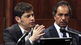 Axel Kicillof salió a marcarle la cancha a Juan Manuel Urtubey, posible integrante del gabinete en una eventual presidencia de Daniel Sciol