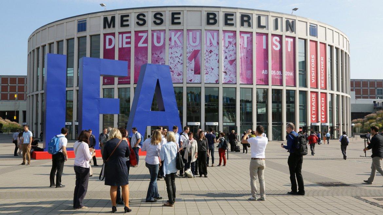 Laferiade tecnologíaIFA, la mayor del mundo, abrió sus puertas en Berlín batiendo récord de empresas participantes