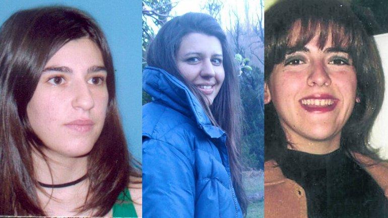 Desaparecidas: Florencia Pennacchi, Maria Cash y Marita Verón