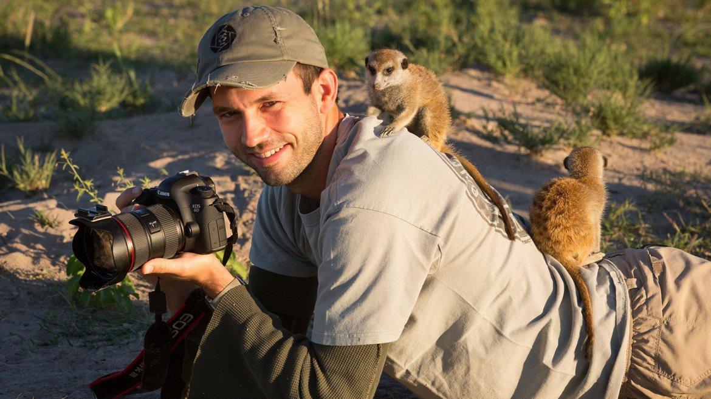 Así trabaja un fotógrafo de la vida salvaje