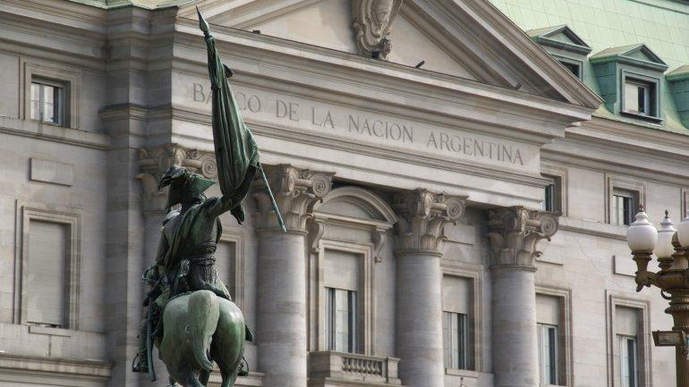 El Banco Nación mantiene estable el valor del peso