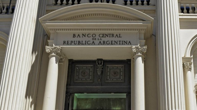 Emisión récord del Banco Central