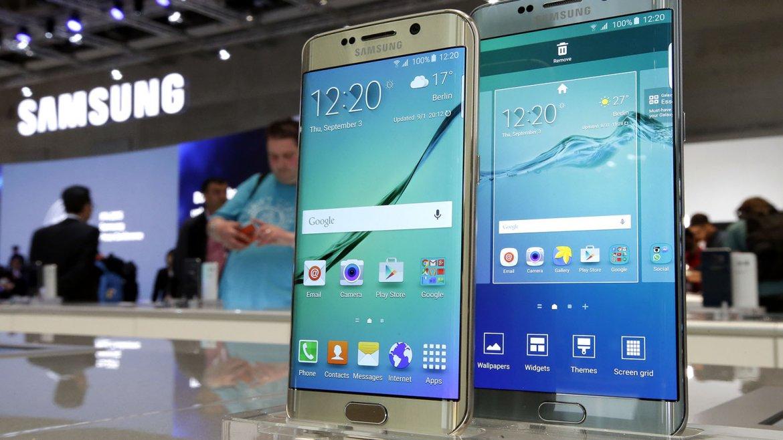 Samsung Galaxy S6 Edge Plus, un modelo con la ficha técnica del Note 5 pero con la personalidad y acabado único de la pantalla curvada del S6