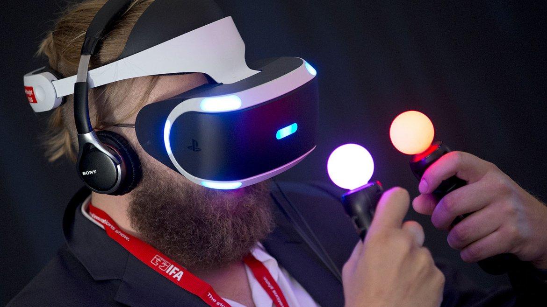 Project Morpheus, los anteojos de realidad virtual de Sony