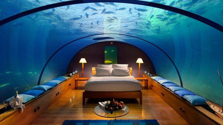 Los 10 hoteles m s rec nditos del mundo for El mejor hotel de maldivas