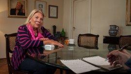 Elisa Carrió pidió que se declare la emergencia nutricional en el norte del país