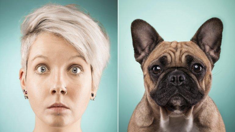 ¿vos te pareces a tu mascota?