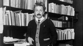 Albert Einstein, ¿pionero de la cultura hipster?