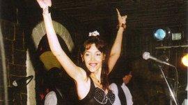 Gilda en pleno auge musical. (Foto: Gentileza Alejandro Margulis)