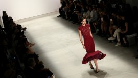 La ciudad de Nueva York es para muchos la meca de la moda