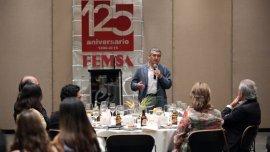 José Antonio Fernández Carbajal, presidente del Consejo de Administración de FEMSA