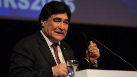 El candidato a vicepresidente Carlos Zannini