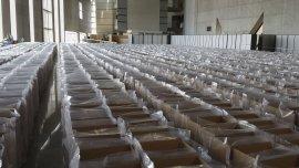 El operativo para la distribución de urnas comenzará en las próximas horas