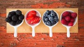 Las fresasson potentes en antioxidantes para evitar enfermedades