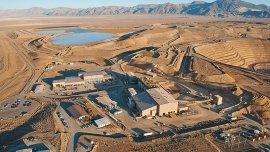 La mina Veladero, en donde se produjo el derrame de cianuro.