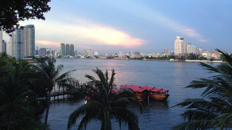 En busca del mejor Mai Tai de Bangkok
