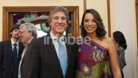 Amado Boudou viajará a México para visitar a su novia, María García de la Fuente