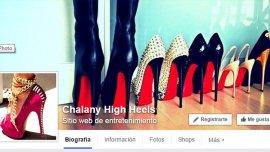 Chalany High Heels, la tendencia fashionista en zapatos