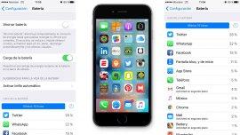 El modo Ahorrar batería de iOS 9 ofrece hasta tres horas más de autonomía