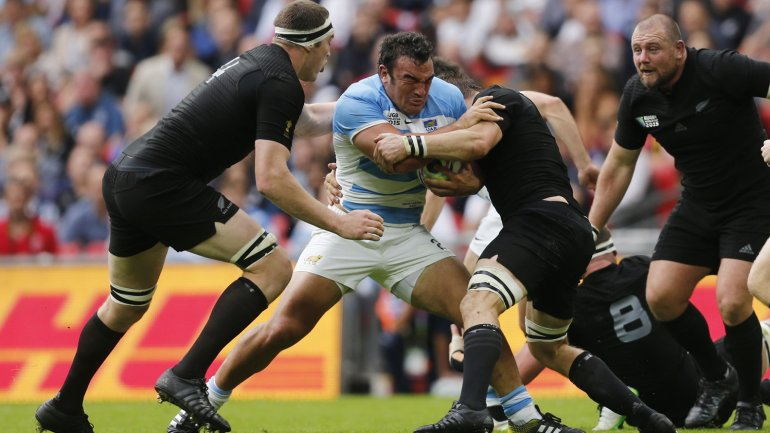 Los Pumas vs All Blacks (Sábado)
